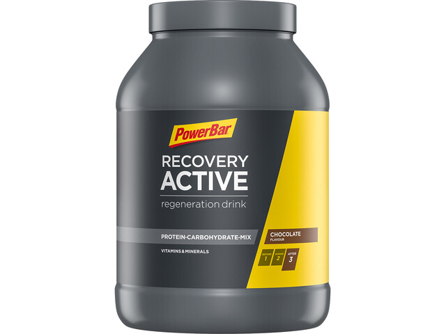 PowerBar Recovery Active Confezione 1210g, Chocolate